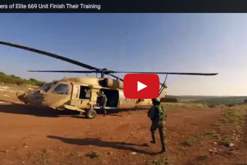 These IDF Soldiers Are Trained For Land, Sea and Air – Wait Till You See Why!