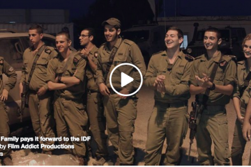 What Is The Best Way To Surprise IDF Soldiers On Duty? WATCH THIS!