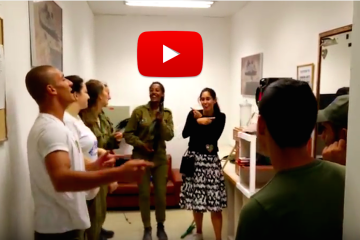 Rockin' With IDF Soldiers!