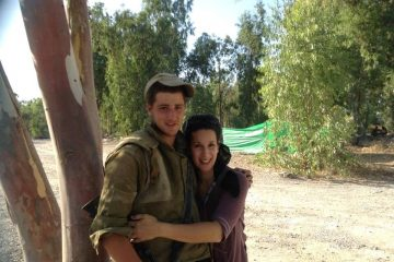 "Beautiful Thoughts From A Mother Of An IDF Soldier: ""Every Time He Leaves"""