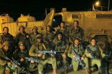 5 Things You Can Do Right NOW To Support The IDF!