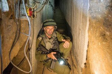 An Inside Look At How IDF Deals With Tunnels and Mines