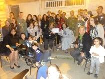 Abadi Family Bar Mitzvah MArch 2013