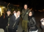 Fatsos Catering ( the Silver Family from Efrat) and Students from Be\'er Miriam