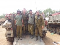 Operation Protective Edge July 2014