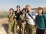 Tze\'elim base in the Negev July 12, 2011