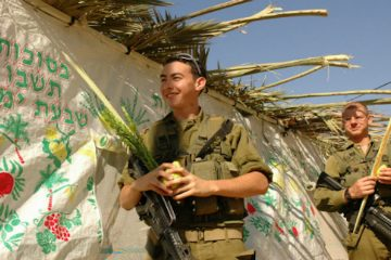 Reclaiming Hebron and Sending Love To IDF Soldiers