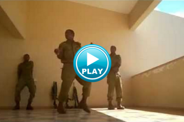 "A ""Different"" Side Of The IDF That Will Make you Want To Dance"