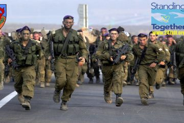 GIVATI, The IDF Soldiers Who Wear Purple Are As Tough As Nails
