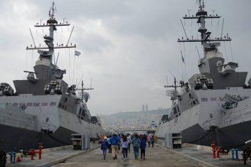 A Peek Into The Biggest IDF Navy Base (shhh….)